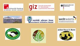Grafik Logos Förderer